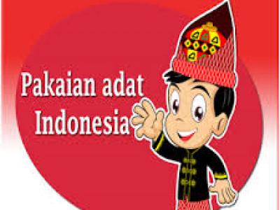 Daftar Lengkap Nama Gambar Dan Asal Pakaian Adat Di Indonesia