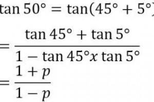 Materi Lengkap Trigonometri Dengan Fungsi Rumus Dan Pembahasan Contoh Soal