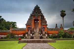 Rumah Adat Gapura Candi Bentar Berasal Dari Daerah Rumah Adat Bali Pengertian Candi Bentar Ciri Ciri Bagiannya