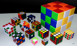 Rumus Rubik 3×3 Termudah Bergambar Lengkap dan Cepat