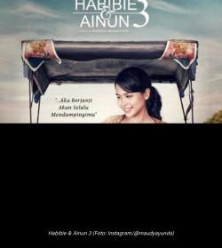 Setelah Maudy Ayunda, Giliran Adiva Nyanyikan Soundtrack Habibie dan Ainun 3
