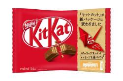 KitKat Ganti Kemasan Plastik dengan Kertas Origami