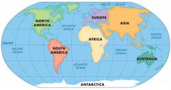 Bagaimana asal muasal terbentuknya benua?