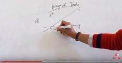 Belajar Matematika Mencari Luas Dengan Integral Tentu