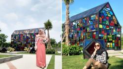 Taman Mozaik Wiyung, Destinasi Baru nan Kekinian di Surabaya. Jadi Tempat Nongkrong Hits Nih!