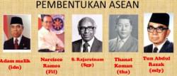 5 Tokoh Pendiri Asean