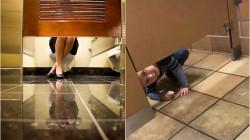7 Alasan Masuk Akal Kenapa Pintu Toilet Umum Terbuka di Bagian Bawahnya. Bukan Buat Ngintip, Ya!