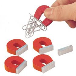 Mengapa Magnet Bisa Menarik Besi?