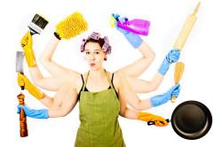 5 Pekerjaan Rumah yang Punya Efek Setara dengan Berolahraga. Rugi Kalau Kamu Gegoleran Aja