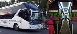 Mengintip Sleeper Bus Mewah yang Punya Desain Physical Distancing untuk Menyambut New Normal