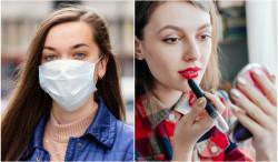 Dampak Makeup Saat Pakai Masker Ternyata Nggak Main-Main. 4 Fakta Ini Perlu Dipahami!