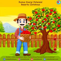 Energi Potensial : Pengertian, Rumus, dan Contoh Soal