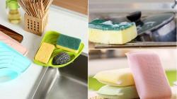 6 Jenis Spons Pembersih Dapur ini Kegunaannya Beda-beda. Jangan Dipakai Cuci Piring Semua