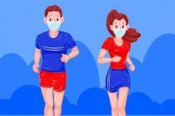 Pakai Masker saat Olahraga di Masa Pandemi COVID-19, Amankah?