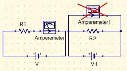 Cara Membaca Amperemeter, Voltmeter dan Multimeter Analog