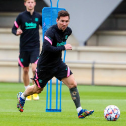 Lionel Messi Sedang Melempem, Begini Pembelaan Pelatih Barcelona