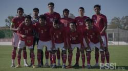 Jadwal Uji Coba Timnas U-19 Indonesia, Jumat 23 Oktober 2020