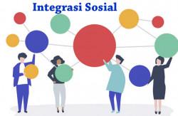 Apa yang dimaksud dengan integrasi sosial?