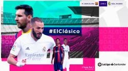 Prediksi LaLiga El Clasico Barcelona Vs Real Madrid