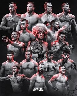 Kata-kata Alasan Khabib Nurmagomedov Pensiun dari UFC Setelah Mengalahkan Justin Gaethje