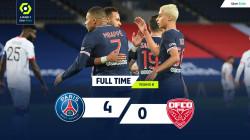 PSG vs Dijon 4-0, Kemenangan Beruntun dalam 6 Pertandingan