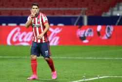 Atletico Madrid vs Betis 2-0, Luis Suarez Tidak Berhenti Cetak Gol