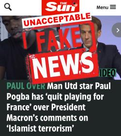 Kata-kata Paul Pogba Jawab Hoax Mundur dari Timnas Prancis