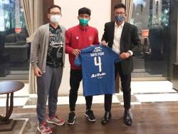 Profil Bayu Fiqri, Pemain Baru Persib dari Timnas U-19 Asuhan Shin Tae-yong