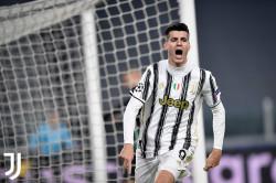 Alvaro Morata yang Tambah Dewasa di Tengah-tengah para Pemain Juara Juventus
