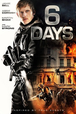 Bioskop Trans Tv: Sinopsis Film Six Days (2017)