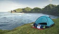 """5 Spot """"Camping"""" Memesona di Yogyakarta, Panoramanya Bikin Mata Kembali Segar"""