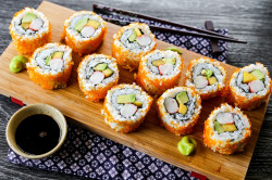 Cara Membuat Sushi dan Bagaimana Cara Mengkonsumsi Dengan Benar