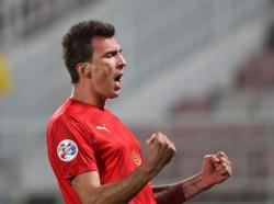 Buat Cadangan Zlatan, AC Milan Sedang Negosiasi dengan Mario Mandzukic?