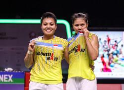 Greysia Polii/Apriyani Rahayu Juara Yonex Thailand Open di Tengah Kesedihan