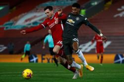 Imbang Lawan MU: Liverpool Disalip Man City dan Leicester City