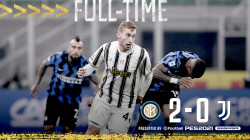 Andrea Pirlo Ungkap Penyebab Kekalahan Juventus dari Inter