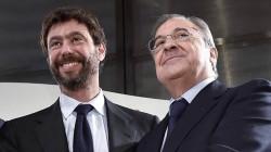 Presiden Real Madrid dan Juventus Bertemu di Turin, Apa yang Dibahas?
