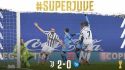 Juventus Kalahkan Napoli di Piala Super Italia, Andrea Pirlo Menikmati Trofi Pertama sebagai Pelatih