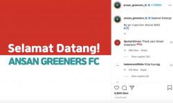 Pemain Timnas Indonesia Asnawi Mangkualam Gabung Klub Korea Selatan