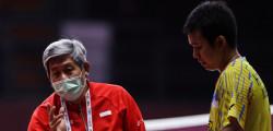 Performa Ganda Putra Indonesia Menurun di Toyota Thailand Open