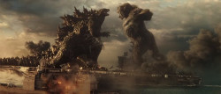 Terbaru dari Film Godzilla vs. Kong, Bakal Seru !