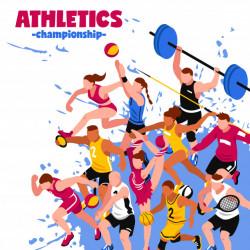 Mengenal Ragam Cabang dan Disiplin dalam Atletik