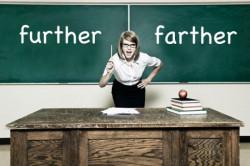 Jangan Salah Membedakan Farther dan Further Ya!