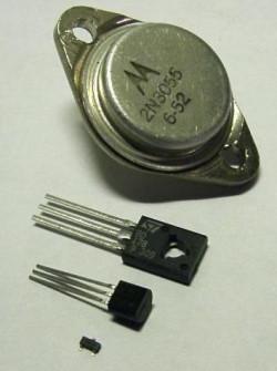 4 Sifat Penting Pada Transistor