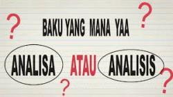 Analisa atau Analisis?
